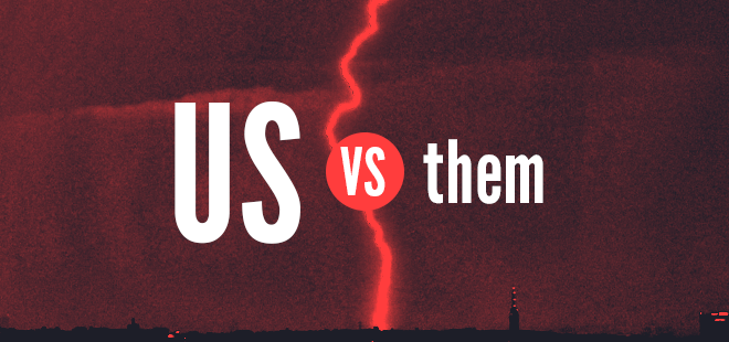 Us vs. Them: The Need for Unity in the Church