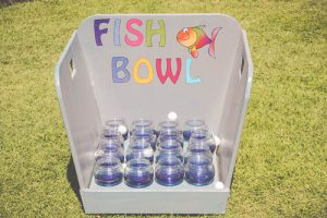 Fish Bowl Toss
