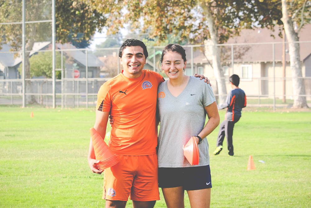 Opportunity Ignites On The Soccer Field